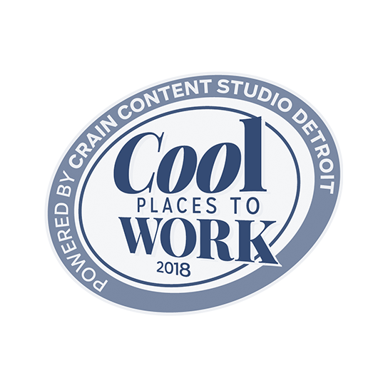 Cool places to work award